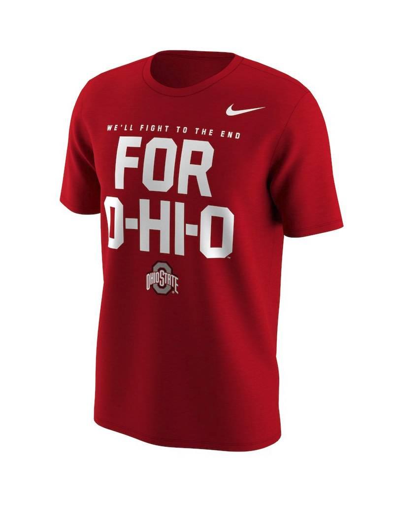 Nike Ohio State Buckeyes Nike For O-HI-O T-Shirt