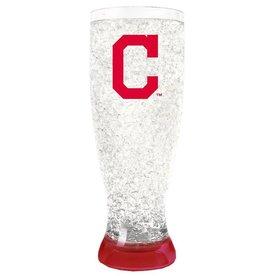 Cleveland Indians Crystal Freezer Flared Pilsner 16oz.