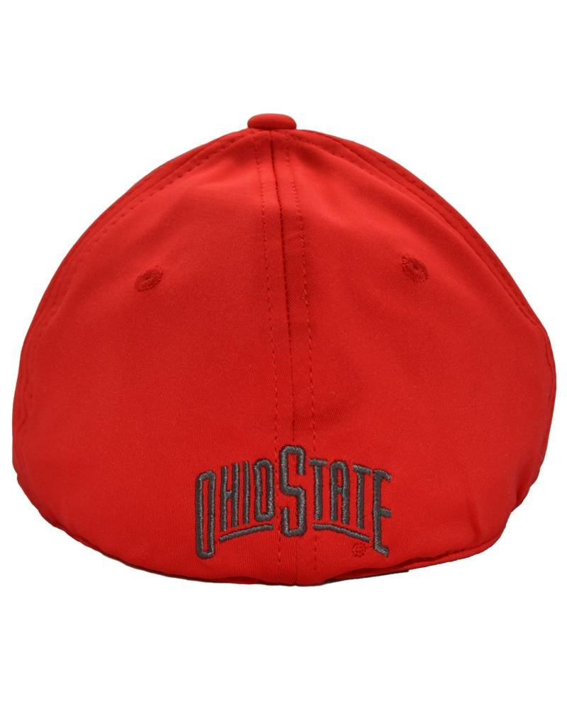 Top of the World Ohio State Buckeyes Primary Logo Hat