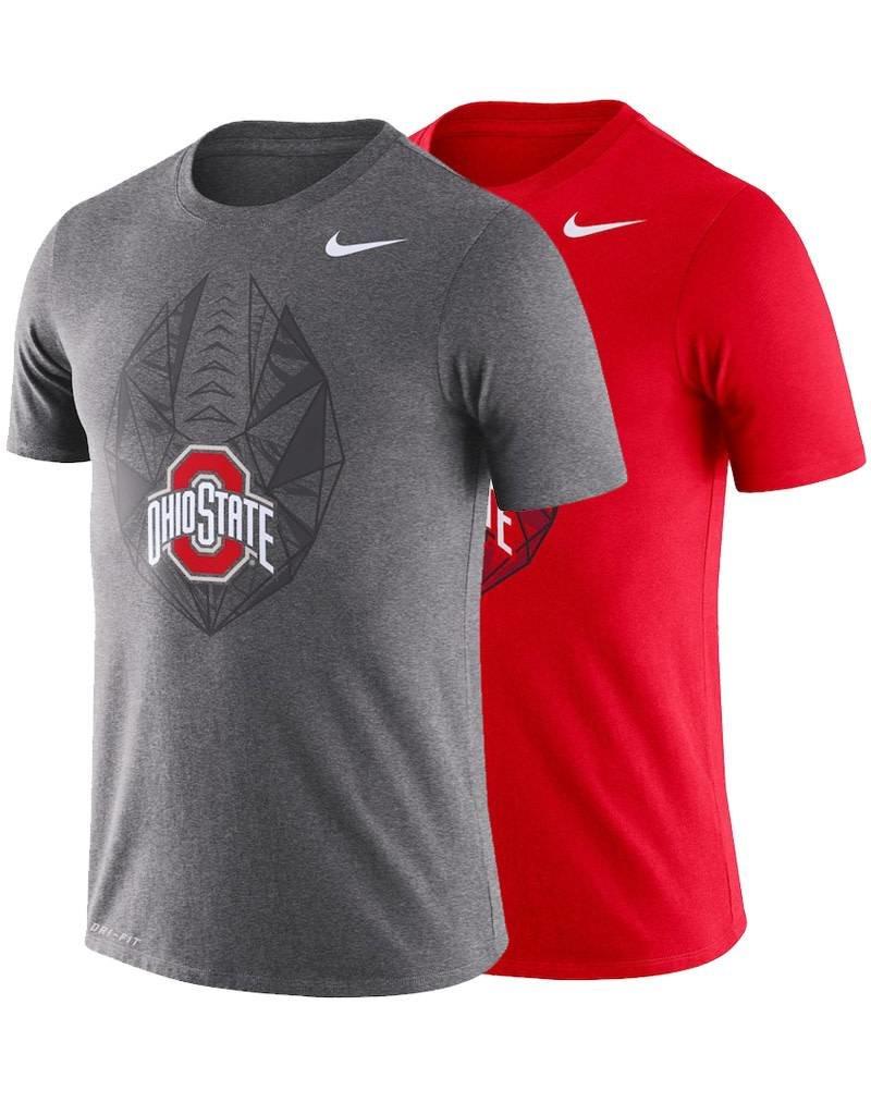 Nike Ohio State Buckeyes Nike Icon Performance T-Shirt
