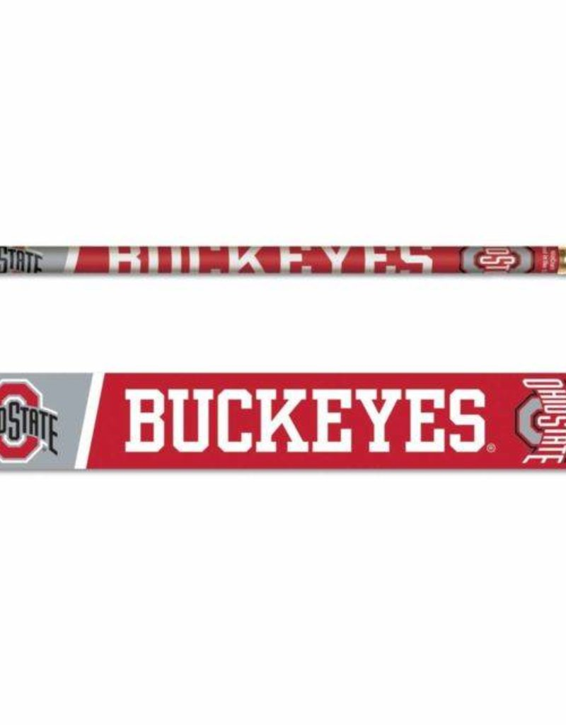 Wincraft Ohio State University 6 Pack Pencils