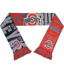 Forever Collectibles Ohio State Buckeyes Scarf