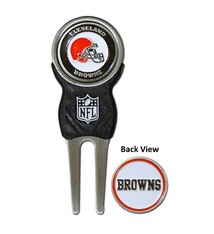 Cleveland Browns Divot Tool and Marker Set