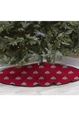 Ohio State Buckeyes Tree Skirt