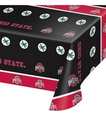 Ohio State Buckeyes Plastic Tablecover
