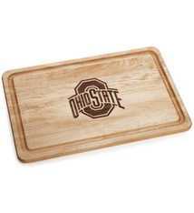 Warther Boards 18x12 Ohio State Athletic O Cutting Board