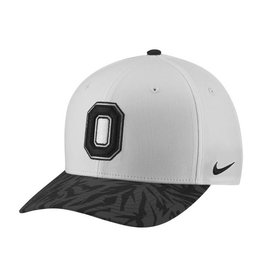 Nike Ohio State Buckeyes White Alternate Snapback