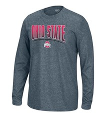 Top of the World Ohio State Buckeyes Charcoal Long Sleeve Shirt