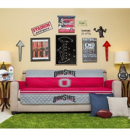 Ohio State University Couch Protector