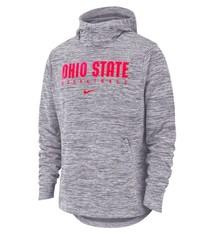 Nike Ohio State Buckeyes Basketball Performance Pullover Hoodie