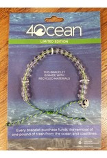 4Ocean Earth Day Bracelet Green/Blue