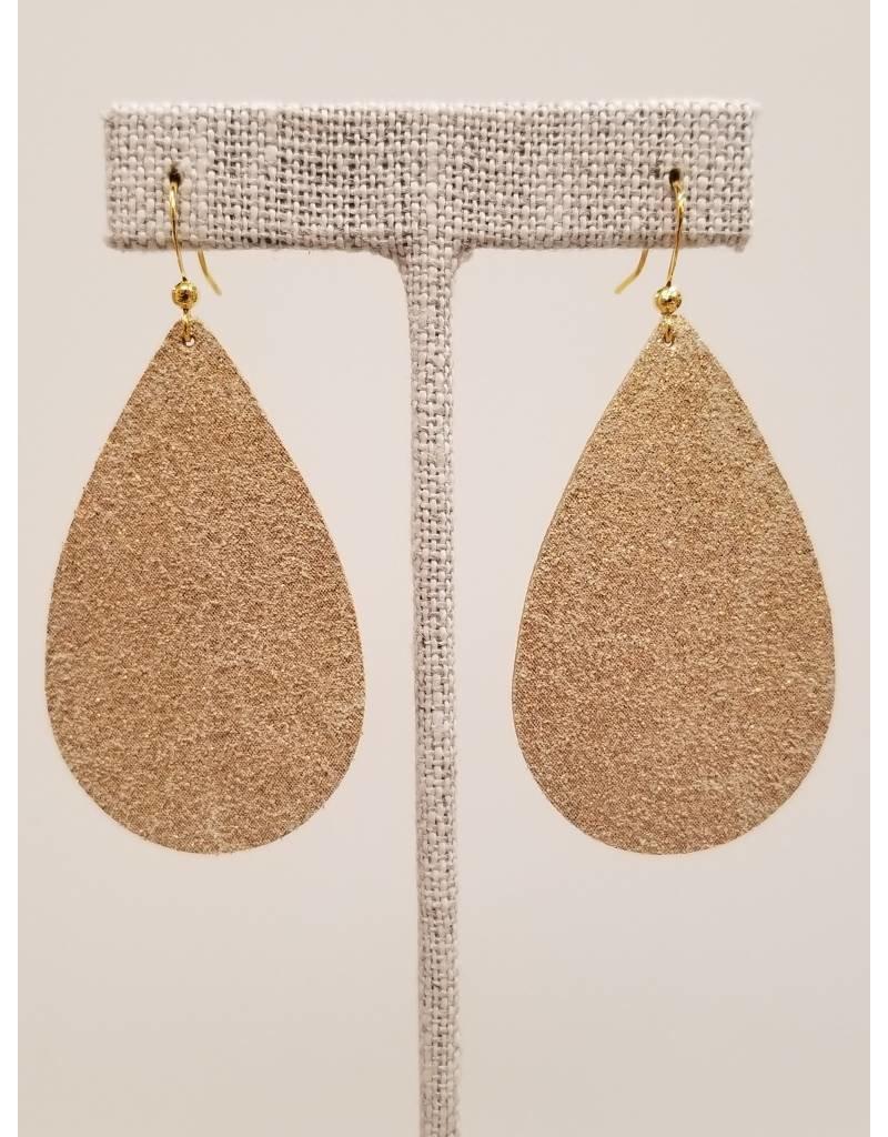 Darling Gold Goddess Earrings