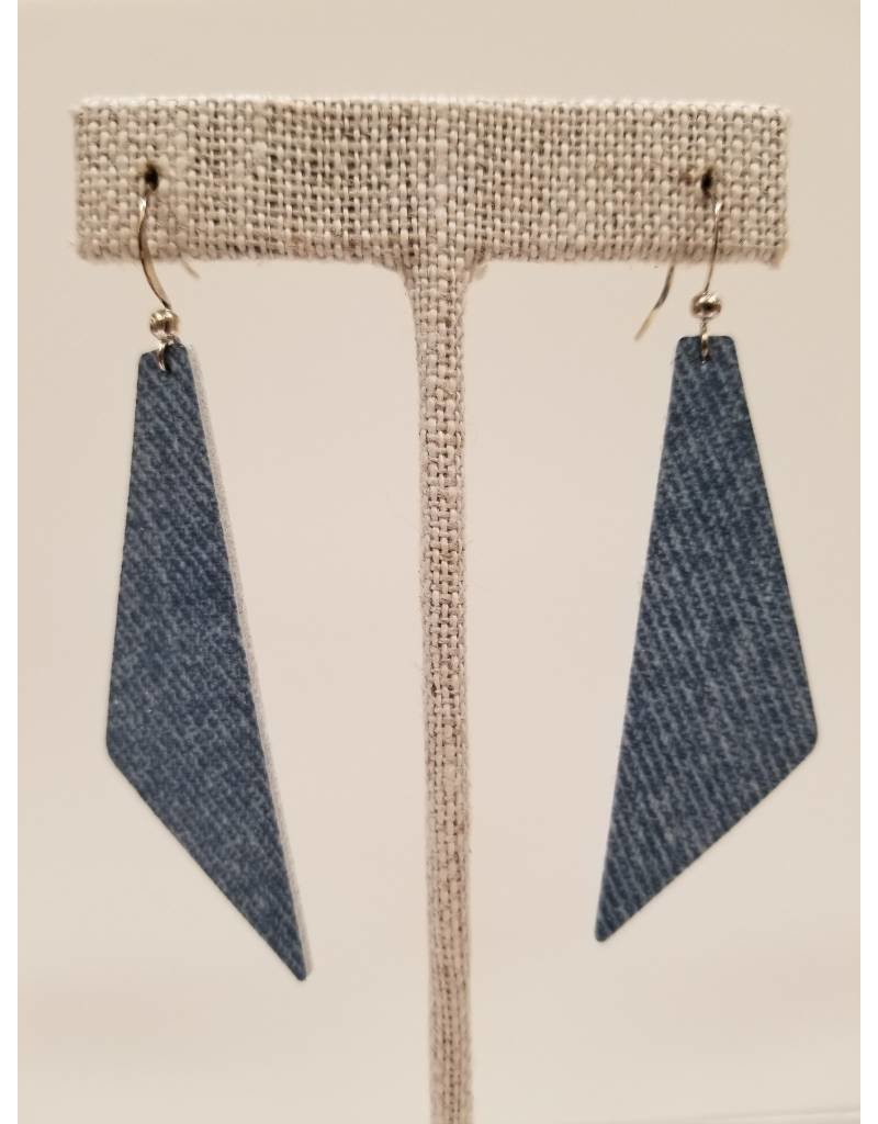 Dream Earrings Denim