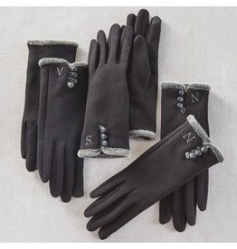 Initial Gloves R