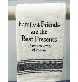 The Best Presents Towel