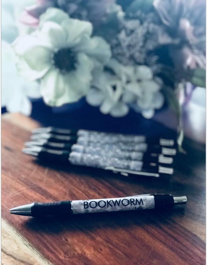 5 Bookworm Box Pens (New Design)