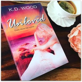 Unloved by KD Wood