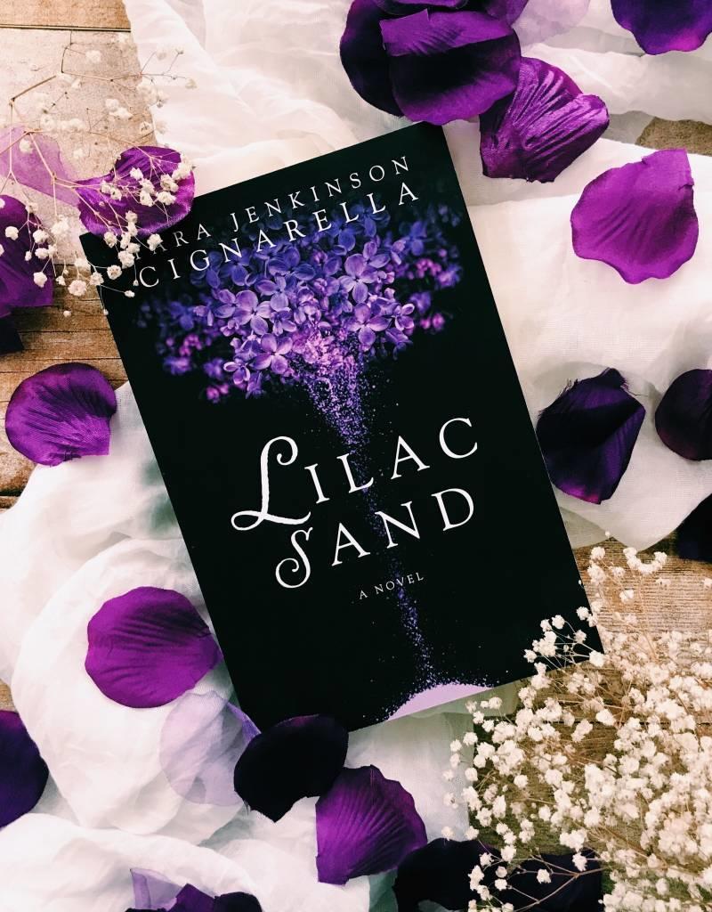 Lilac Sand by Tara J Cignarella