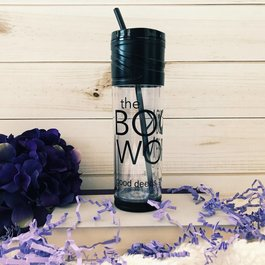 The Bookworm Box Tumbler