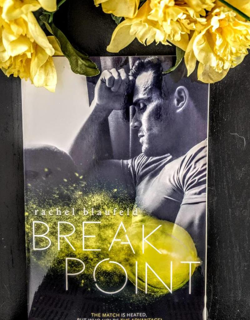 Break Point by Rachel Blaufeld