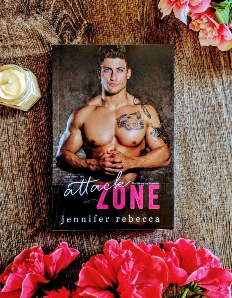 Attack Zone by Jennifer Rebecca