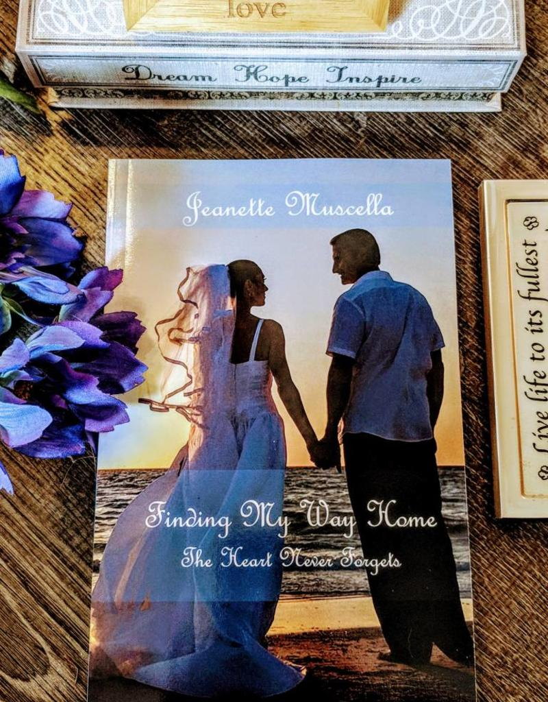 Finding My Way Home by Jeanette Muscella