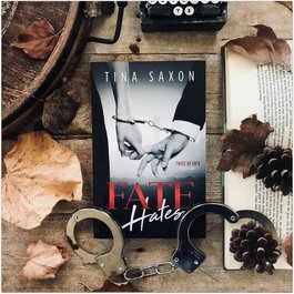 Fate Hates by Tina Saxon