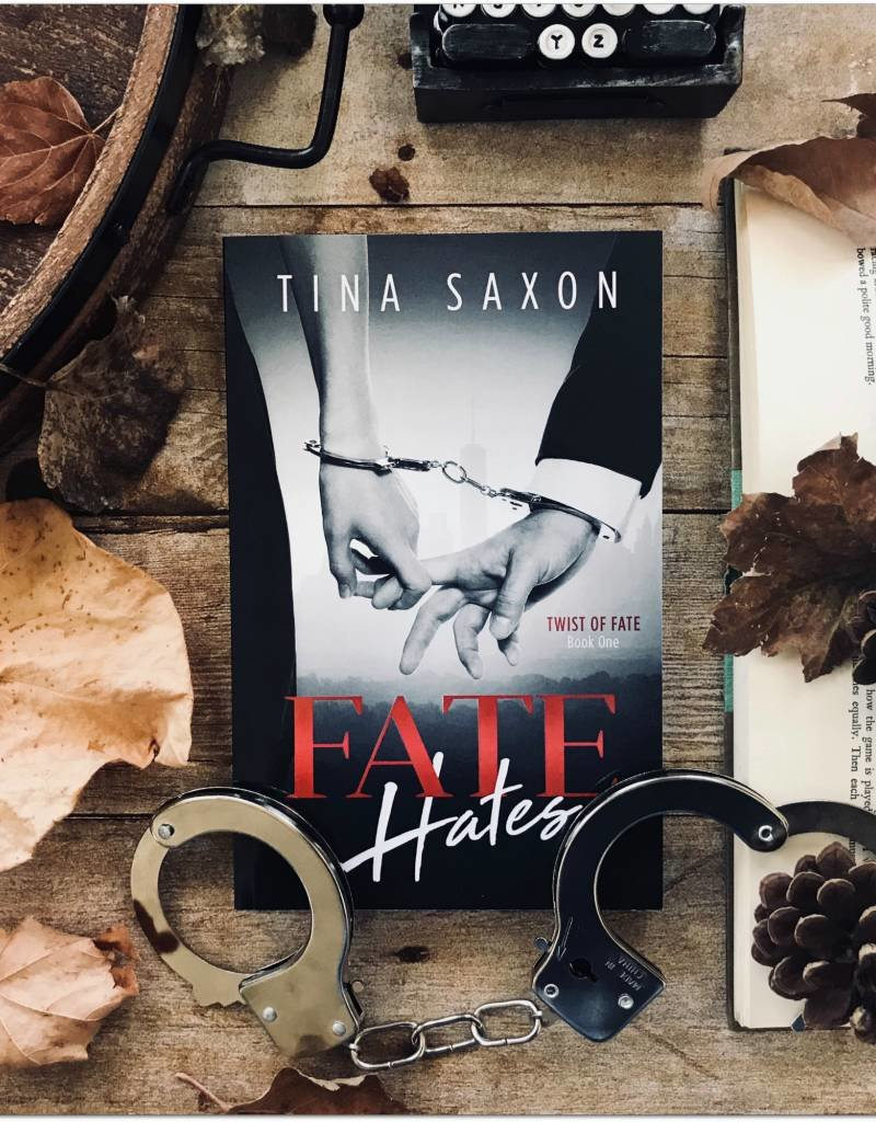 Fate Hates by Tina Saxon