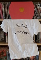 Music Chocolate & Books T-Shirt