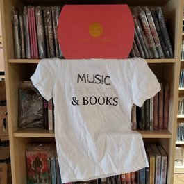 Music Chocolate & Books T-Shirt