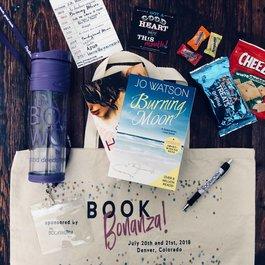 Book Bonanza Tote Bag Set