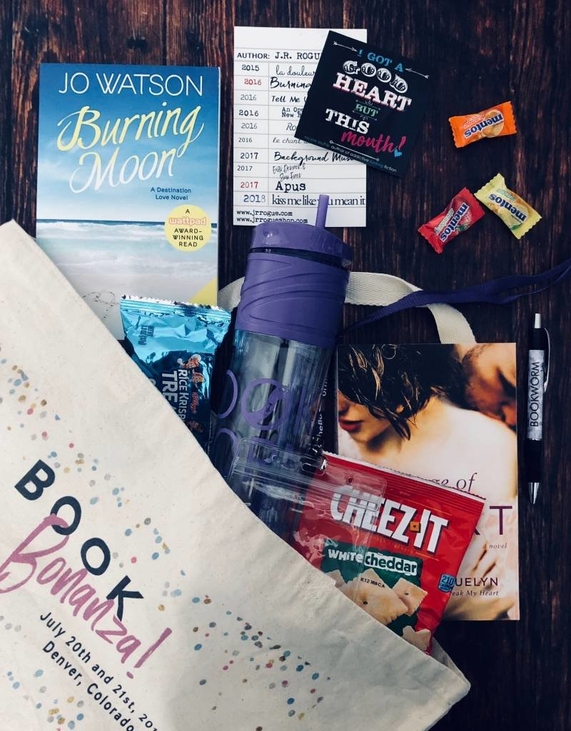 Book Bonanza Tote Bag Set