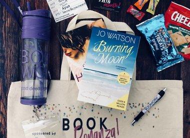 Book Bonanza Swag