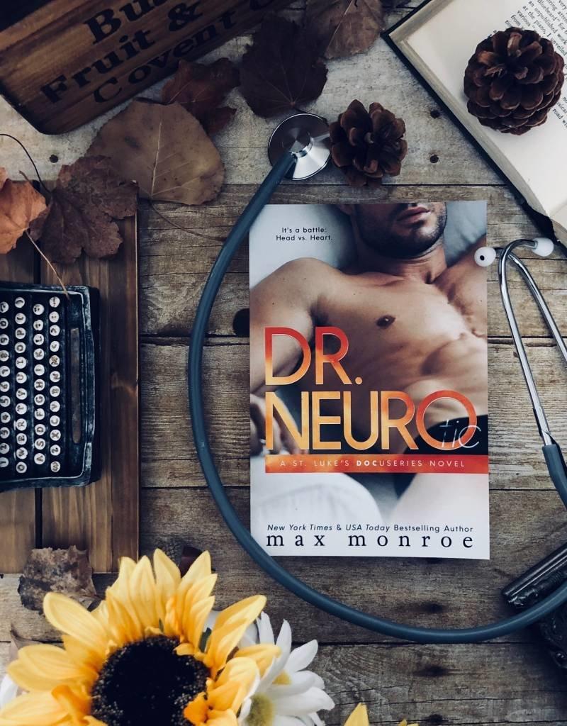 Dr. Neuro #3 by Max Monroe