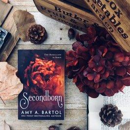 Secondborn #1 by Amy A. Bartol