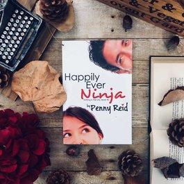 Happily Ever Ninja #5 by Penny Reid