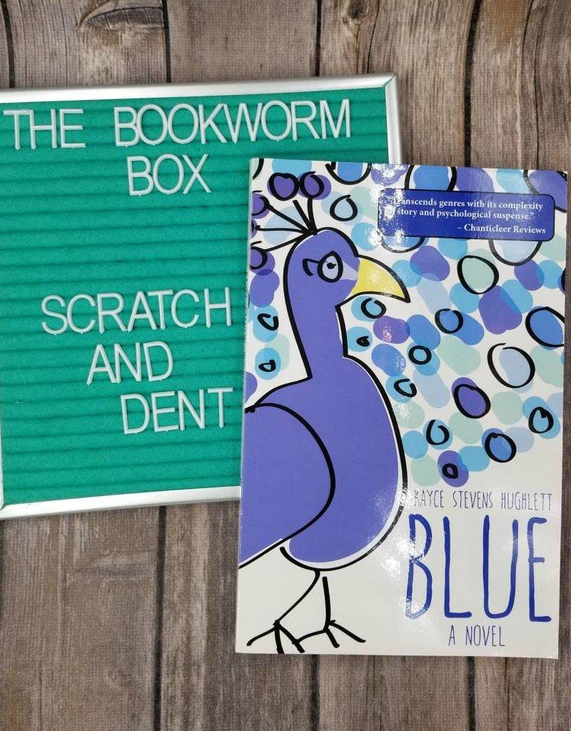 Blue by Kayce Stevens Hughlett - Unsigned