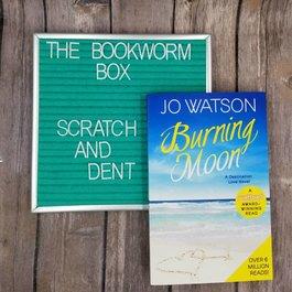 Burning Moon by Jo Watson - Unsigned