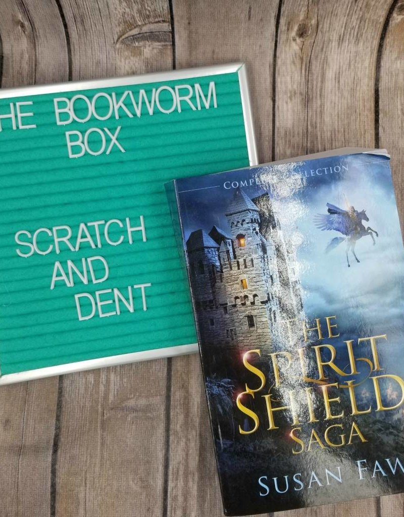 The Spirit Shield Saga by Susan Faw - Scratch & Dent/Unsigned