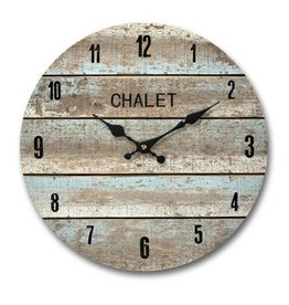 "Horloge chalet 13"""