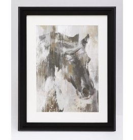 """Cadre cheval JEWEL OF SHADOWS 16"""" X 20"""""""