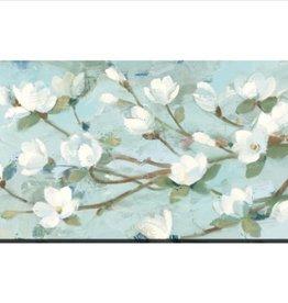 """Toile fleur de lotus 24"""" X 40"""""""