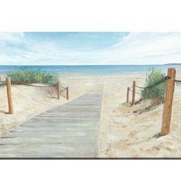 "Toile plage BEACH ADVENTURE 32"" X 48"""