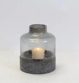 Lanterne base en ciment