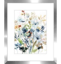 "Toile fleurs de Hollande A 16"" x 20"""