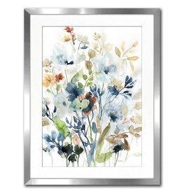 "Toile fleurs de Hollande A 30"" x 40"""