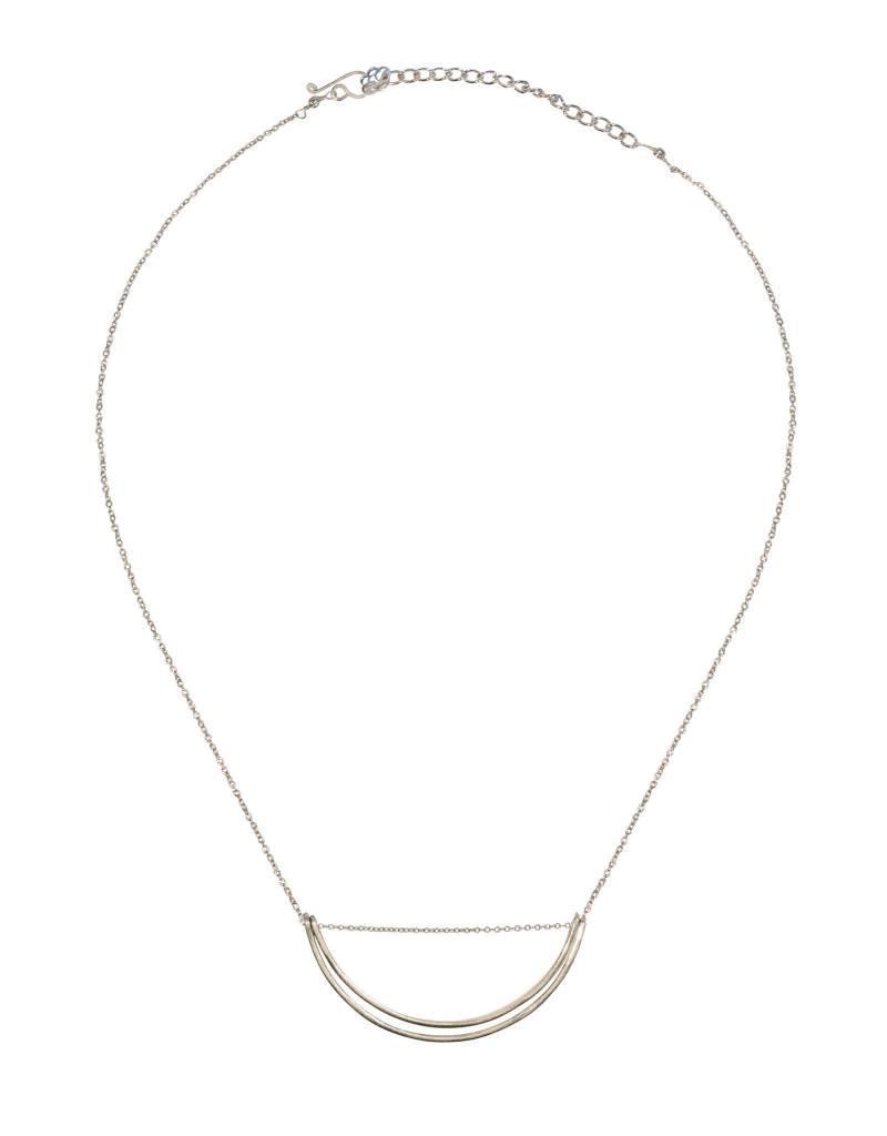 Purpose Jewelry Lunette Necklace