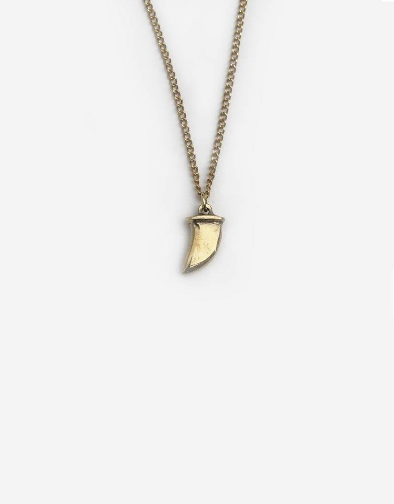 Meyelo Lion Claw Necklace