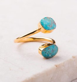 Starfish Project Kai Turquoise Stone Ring