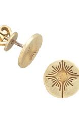 Rajana Bombshell Starburst Earrings